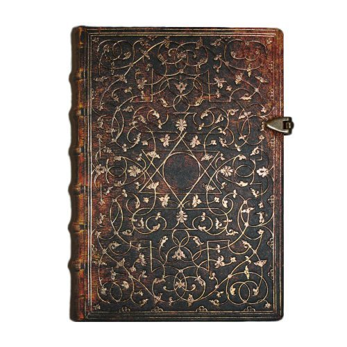 - Paperblanks Grolier Midi Hardcover Journal (240 pages, Lined, 5 x 7 Inches)