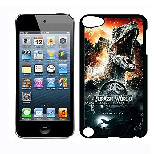 (SYKCJ Phone Case Jurassic World for iPod Touch 5th iPod Touch 6th Generation,PC Material Never Fade)