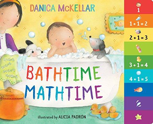 (Bathtime Mathtime )