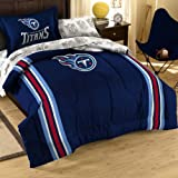 NFL Tennessee Titans Twin Bedding Set