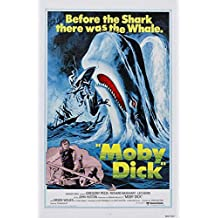 Moby Dick POSTER Movie (27 x 40 Inches - 69cm x 102cm) (1956)