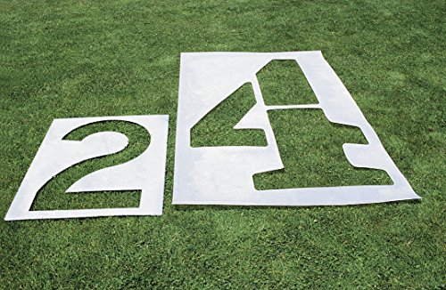 Professional Football Field Stencil Kit (3 Foot High)