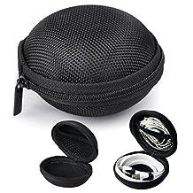 Bestdeal® Portable Mini Earphone Zip Case Storage Bag for Monster - iSport Strive & adidas Sport adistar & iSport Intensity