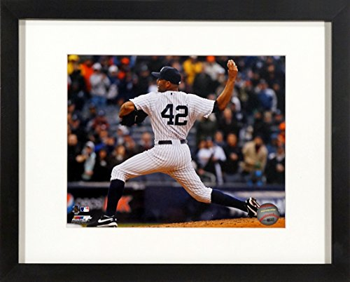 "New York Yankees Mariano Rivera ""Last 42"" 8x10 Photograph (SGA UnderFifty Series) - Photographs Unsigned Framed 8x10"