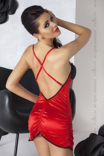 Chemise of Passion Red