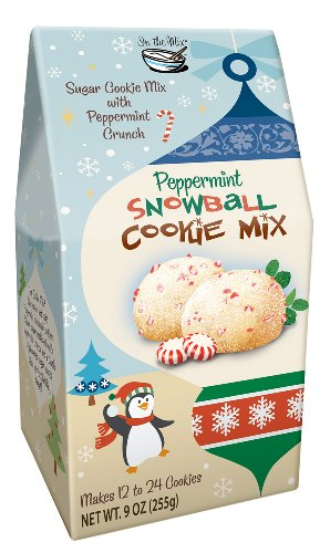 snowball cookie mix - 1