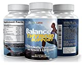 #9: LFI Balance Thyroid Support - Complete Natural Complex With Iodine to Improve Energy & Help Lose Weight; Increase Concentration, Boost Metabolism & Reduce Brain Fog