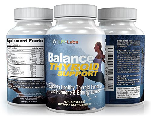 Balance Thyroid Best Support Concentration