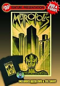 Metropolis (DVD + XL Size T-Shirt Set)