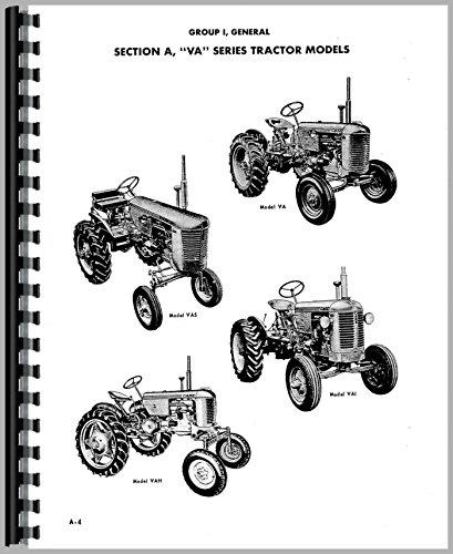 Download Case VAE Tractor Service Manual pdf epub