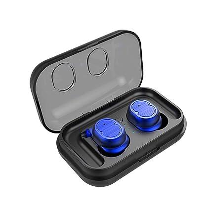 Amazon com: XZZ Bluetooth Headset, Bluetooth 5 0 True