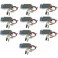 TFT Graphic LCD Display Screen 320 x 240 Resolution 18-bit Colors with USART HMI from Optimus Electric Pack of 10