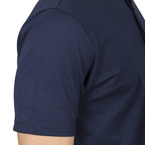 Lanvin Herren RMJE0003A16241 Blau Baumwolle Poloshirt