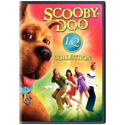 (Scooby-Doo 1 & 2 Collection)