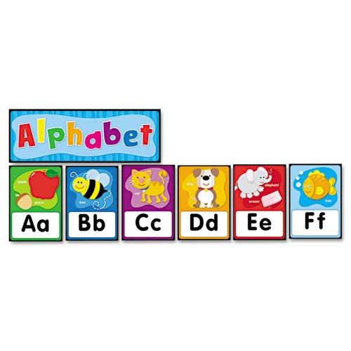 Carson Dellosa Alphabet Bulletin Board Set (119004) ()