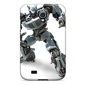 TimLwer NHApbja724bULnj Case Cover Galaxy S4 Protective Case Transformers Hd Wallpaper 37