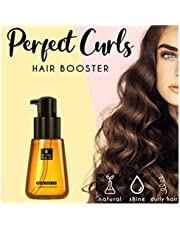 70ML Morocco Hair Essential Oil, Super Curl Defining Booster for Natural and Curly Hair, Softens and Hydrates, Moisturizes Hair and Great for Easy Combing - Perfect Defined Curls Hair Care Essence Oil