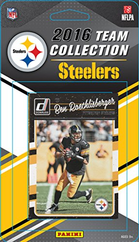 NFL Pittsburgh Steelers 2016 Donruss NFL Team Set - Pitts...