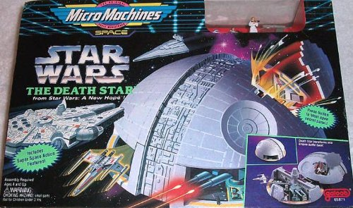 Micro Machines Star Wars Death ()