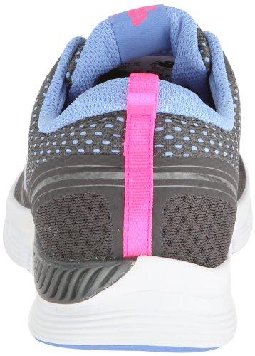 888098101218 - New Balance Women's 711 Mesh Cross-Training Shoe,Dark Grey/Purple,8.5 D US carousel main 1