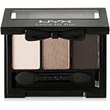 NYX Professional Makeup Love In Rio Eyeshadow Palette, No Tan Lines Allowed, 0.105 Ounce