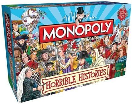 Monopoly - Juego de Miniatura, de 2 a 6 Jugadores (22019) (versión en inglés): Amazon.es: Juguetes y juegos
