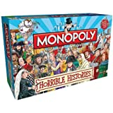 "Monopoly ""Horrible Histories Board Game"