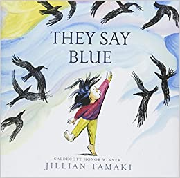 Image result for they say blue