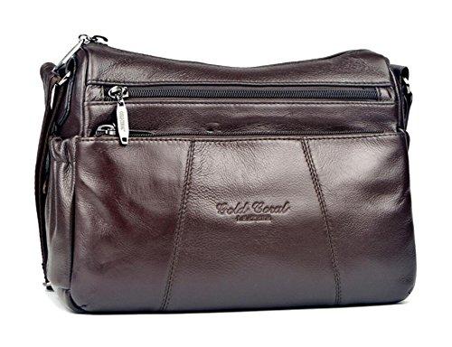 Medium Genuine Italian Leather - 6