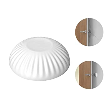 2pcs door Stopper, parada de puerta de pared adhesivo redondo ...