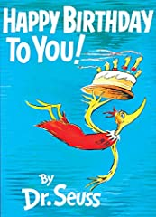 """Celebrate your unique self with Dr. Seuss and the Great Birthday Bird in the ultimate birthday book! I wish we could do what they do in Katroo.They sure know how to say """"Happy birthday to you!"""" In the picture bookHappy Birthday to You!,Dr..."""