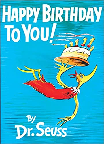 Amazon Happy Birthday To You 9780394800769 Dr Seuss Books