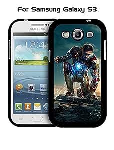 DC Marvel Galaxy S3 Funda Case Iron Man Funny Superhero Dust-proof Ultra Thin Hard Back Funda Case & Cover For Samsung Galaxy S3 i9300