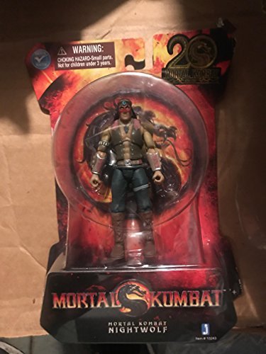 Mortal Kombat Nightwolf ~3.8