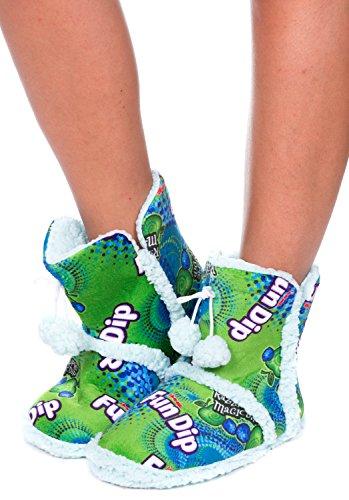 Nestle Womens Plush Slipper Boots product image