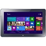 Samsung Ativ Smart PC 500T1C-A01DE 29,5 cm (11,6 Zoll) Tablet-PC (Intel Atom Z2760, 1,5GHz, Wifi, 2GB RAM, 64GB Flash, Intel SGX545, Touchscreen, Win 8) metall blau