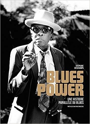 Blues power Una historia paralela de blues de Mathias Malzieu