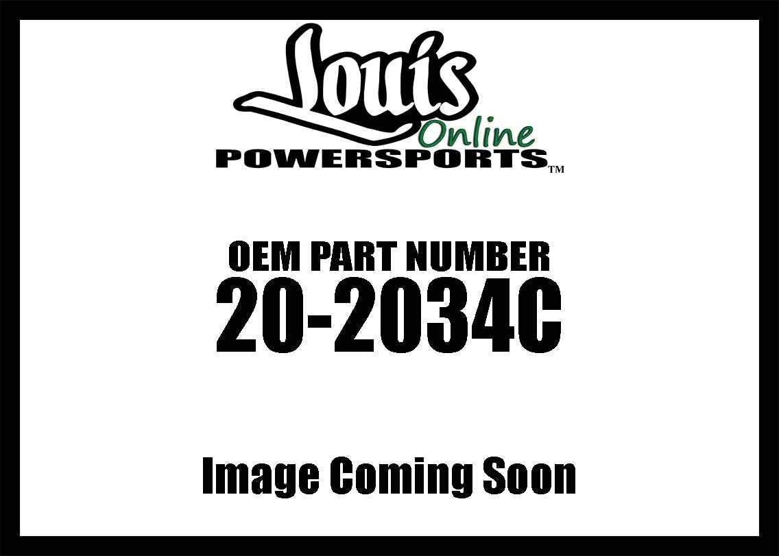 20-2039C +.010in Cast Iron Exhaust Valve Guide 48-77 HD Panhead Kibblewhite