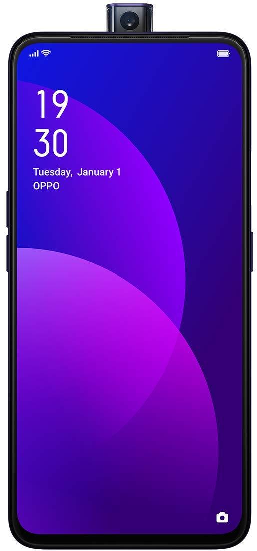 Oppo F11 Pro (Thunder Black, 6GB RAM, 64GB Storage)