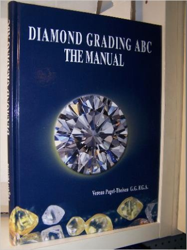Diamond Grading ABC The Manual. Occurence, Mining, Trade. Quality Evaluation of Colour, Clarity, Cut