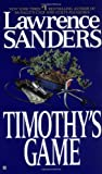 Timothy's Game, Lawrence Sanders, 0425116417