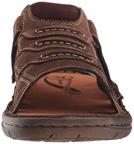 Coffee Men's Slide Jace Sandal Propet dIZFqZ