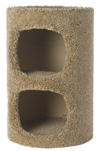 Flexrake 2 Story US Cats Condo  1025, Color May Vary (Flexrake Condo)