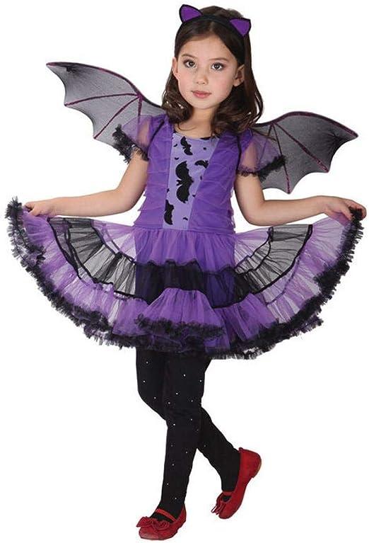 LHDDD Disfraces de Halloween Brujas para .niños Disfraces para ...