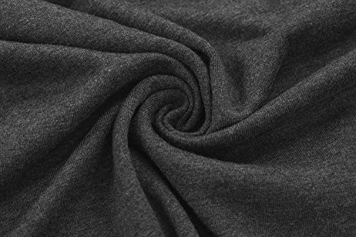 Hommes Drapée Pull Poches Fisoul Cardigan Ouvert Palangre Grey Manches Légère À Longues Devant Capuche a6xwdCq