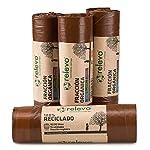 RELEVO-100-Reciclado-Bolsas-de-Basura-marron