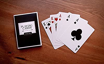 US Navy View - Action Aboard Aircraft Carrier (Playing Card Deck - 52 Card Poker Size with Jokers)