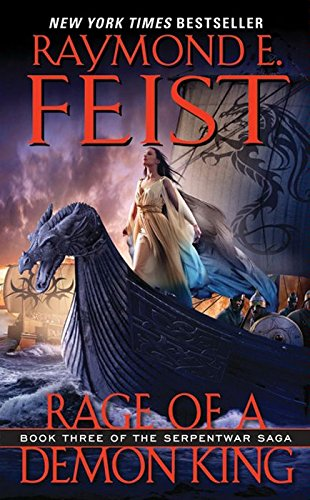 book cover of Rage of a Demon King