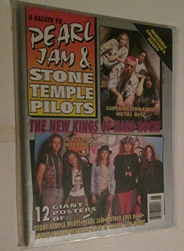 A Salute to Pearl Jam & Stone Temple Pilots Magazine (1994)
