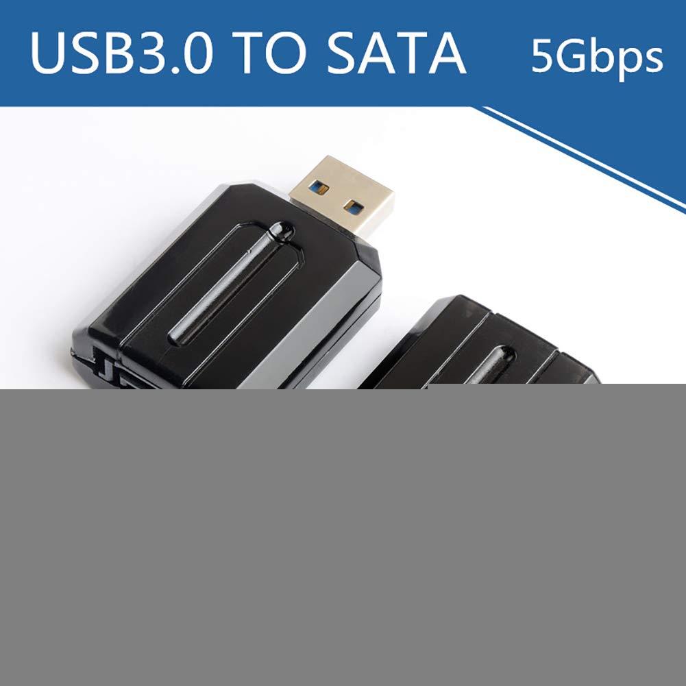 Homeofying USB 3.0 2.0 to ESATA//SATA External Bridge Adapter Converter 5Gbps for Laptop PC ESATA